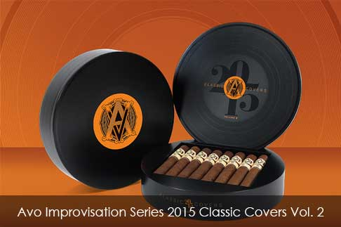 Avo Improvisation Volume 2 Cigars