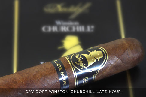 Davidoff Winston Churchill The Late Hour Cigars